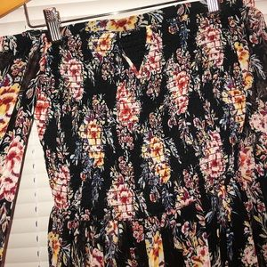 Off-the-Shoulder Floral Dress from Target